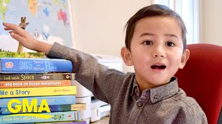 3-year-old is youngest member of Mensa IQ society | GMA Digital