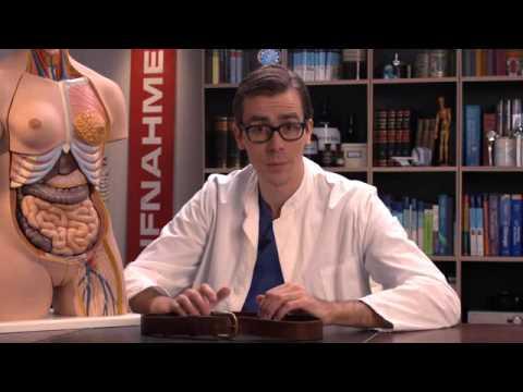 Die Symptome nejrodermita in der Leiste