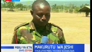KDF recruitment exercise kicks off in Kisumu