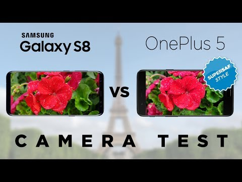 OnePlus 5 vs Galaxy S8: comparazione video-fotografica tra i due prodotti