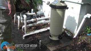 How To: Replace a Pool System DE Filter with a Cartridge Filter