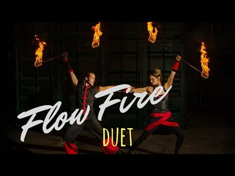 Flow Fire Video