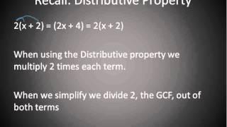 Factoring Binomials
