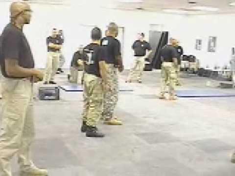 bodyguard training - YouTube