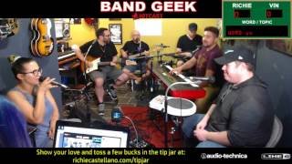 Band Geek Episode 117 - Encore Live Interactive Streaming Show