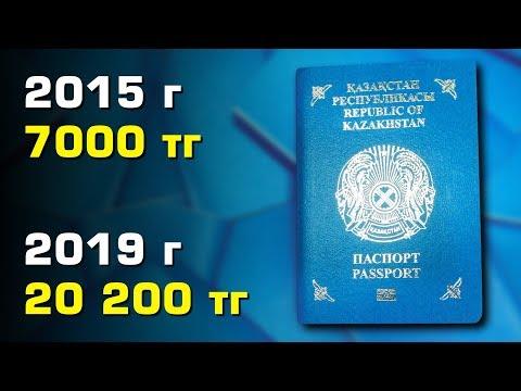 Почему Паспорт Сильно Подорожал?