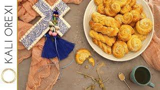 Koulourakia (Best Ever Greek Easter Cookies) | KALI OREXI