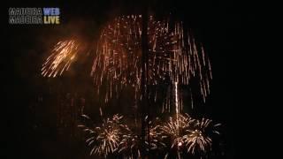 Festival del Atlántico - Fuegos Artificiales Día 1 2016