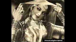 Deewana 1952 : Jeene Diya Na Chain Se   - YouTube