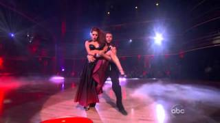 Dancing with the Stars - Bad Romance