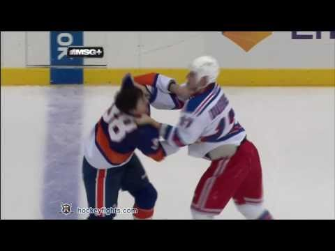 Jack Hillen vs. Brandon Dubinsky