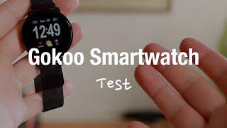 GOKOO Smartwatch Fitness Tracker & Wasserdicht Test (Neues Model 2019)