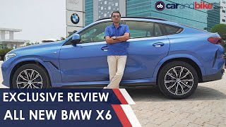 2020 BMW X6 Exclusive Review | carandbike