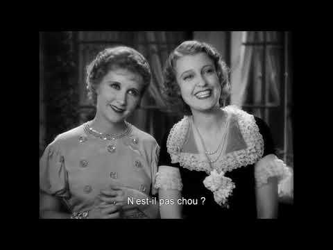 Bande-Annonce (Trailer) Une heure près de toi d'Ernst Lubitsch (HD / VOSTFR)
