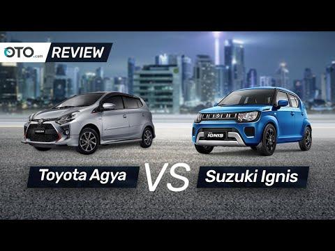 Toyota Agya vs Suzuki Ignis | Review | Pilih Yang Mana? | OTO.com