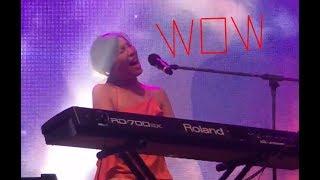 Dami Im - SHOOK everyone with Purple Rain performance LIVE!