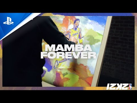 NBA 2K21 - Celebrating Kobe Bryant in the Mamba Forever Edition   PS4, PS5