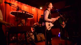 """Chuck Prophet and the Mission Express """"Bad Year for Rock and Roll"""""""