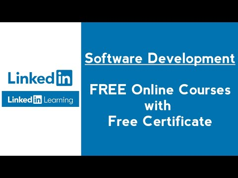 LinkedIn Learning Free Software Development Courses with ...