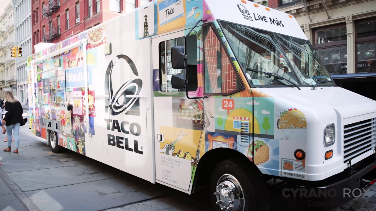 Taco Bell & Playstation Event