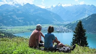 preview picture of video 'Wandern / Hiking in Zell am See-Kaprun'