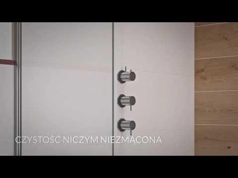 Płytka ścienna BIANCA super white mat 29x59,3 gat. II