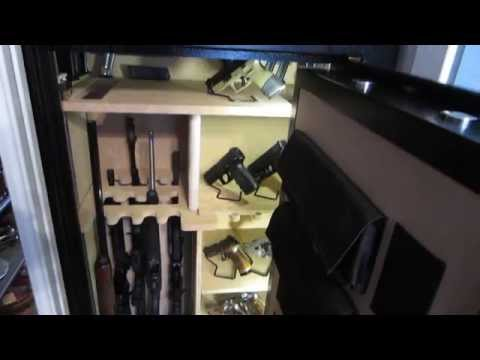 Gun Safe Solution.   Cannon 24 Gun Safe