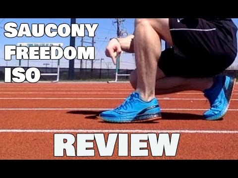 SAUCONY FREEDOM ISO REVIEW!!!