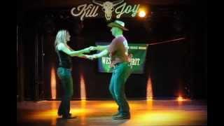 Mountain Girl -  Appalachian Mountain Girl - Alan Jackson - couple dance