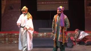 Punjabi play on Satnami Peasant Revolt 0f 1672 'Kachi Garhi' by Swarajbir Direction Kewal Dhaliwal,