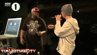 Eminem Freestyle ( Conglomerate, Microphone, and Chonkyfire )