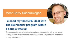 NEW SUCCESS STORY! Barry Scheurweghs | MOJO GLOBAL REVIEWS