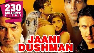 Jaani Dushman Ek Anokhi Kahani 2002 Full Hindi Movie  Akshay Kumar Sunny Deol Manisha Koirala