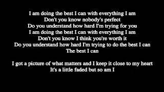 Best I Can - Art of Dying (Lyrics)