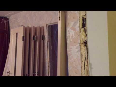 Видео Двери Вилейка Ветразь беленый дуб
