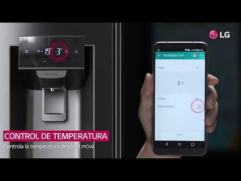Frigorífico Instaview Door-in-Door - Características | LG España