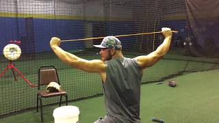 Learn Opposite Equal Pitching Mechanics with this Drill