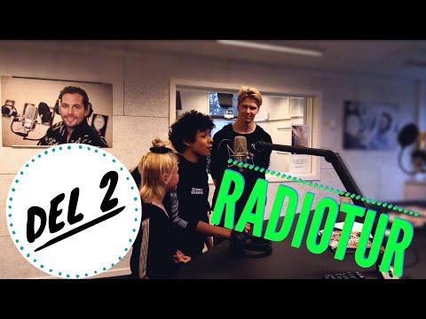 PROBLEMER PÅ RADIOTUR - dag 2! 🚙🤗🚀