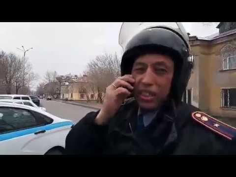 ПОЛИЦИЯ ЗАПУГИВАЕТ НАСЕЛЕНИЕ!