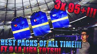 FIFA 16 BEST PACK OPENING DEUTSCH  FIFA 16 ULTIMATE TEAM  OMFG 3x 95+ LA LIGA TOTS IN PACKS