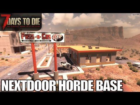 Found My Horde Base | 7 Days to Die | Alpha 18 Gameplay | E09