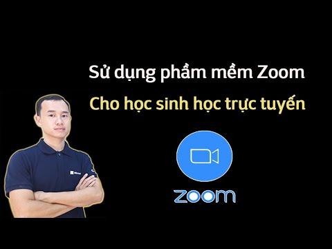 6 kĩ thuật phải biết khi dùng pm Zoom