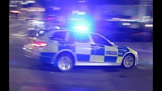 [BOX & STOP] City of London and Metropolitan Police TPAC units responding and on-scene