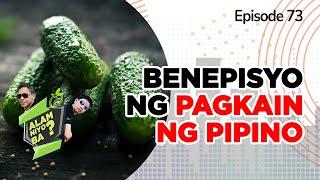 Alam Niyo Ba? Episode 73   Benefits of Eating Cucumber A Day
