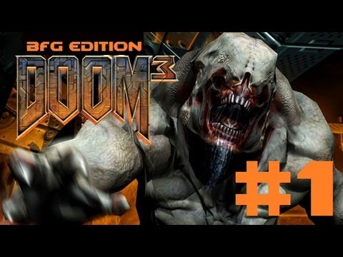 Gameplay de Doom 3: BFG Edition