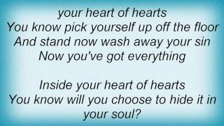 Face To Face - Heart Of Hearts Lyrics