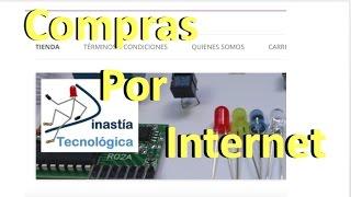 Compra de Componentes Electrónicos en Linea DINASTIA TECNOLOGICA