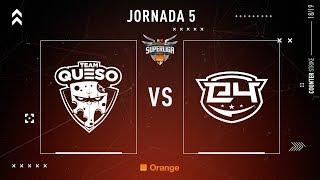 Team Queso VS Team eu4ia   Jornada 5   Temporada 2018/2019