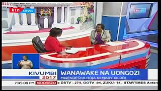 Kivumbi2017: Wanawake na uongozi