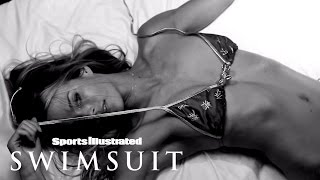 Shannan Click Shows You Her Wild Side Under The Sheets | Intimates | Sports Illustrated Swimsuit